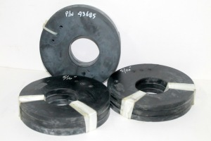 Packoff rubber